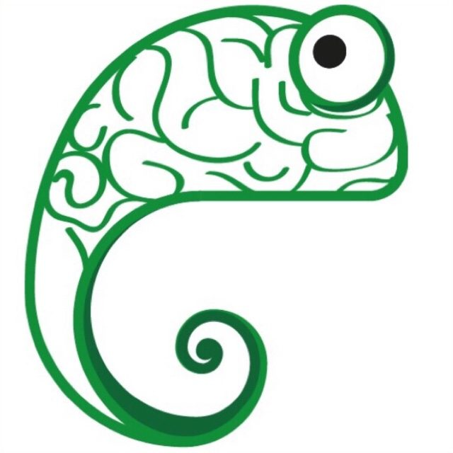 Thinking Chameleon